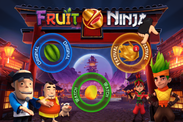 A live-action Fruit Ninja film is in the works
