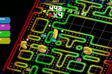 Pac-man 256 llegará a consolas y Steam el 21 de junio