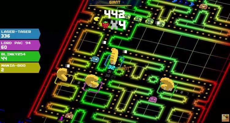 Pac-Man 256 is coming to consoles and Steam on June 21