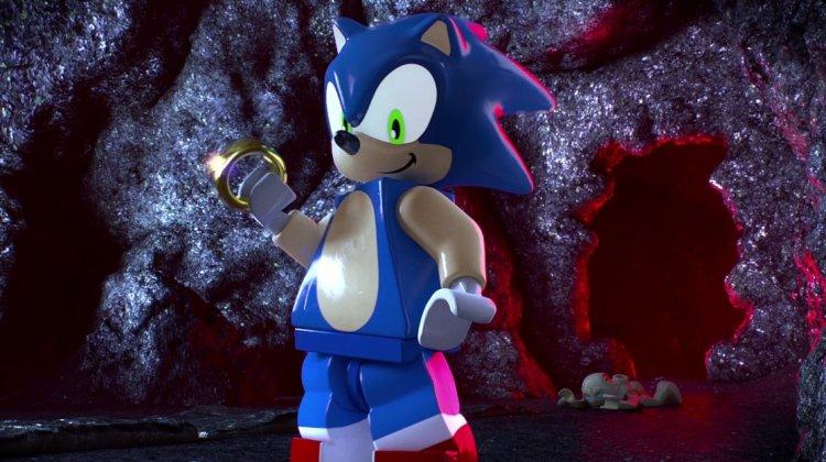 Sonic the Hedgehog en Lego Dimensions