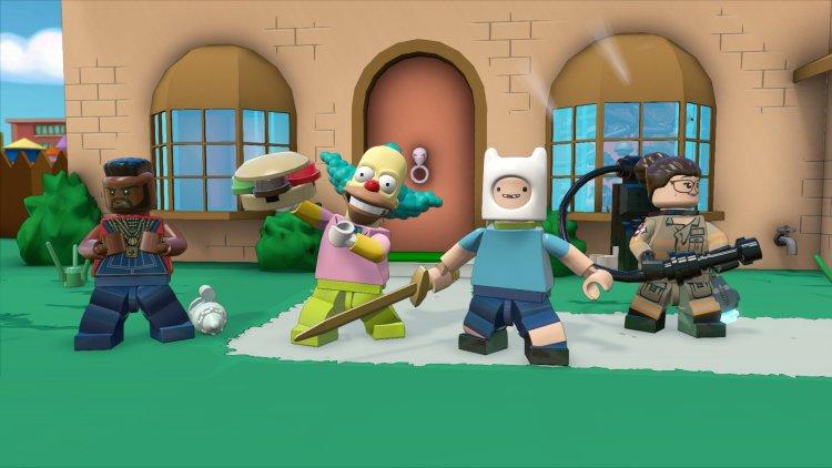 Lego Dimensiones presenta a nuevos personajes de 16 franquicias