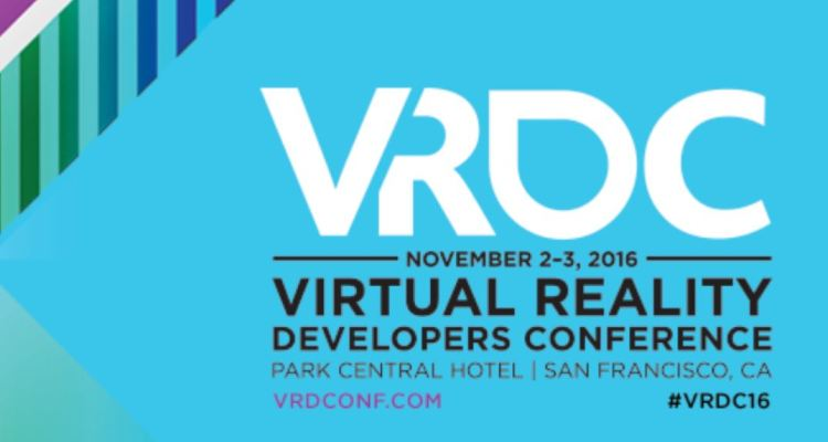 The Virtual Reality Developers Conference will have its own event in November