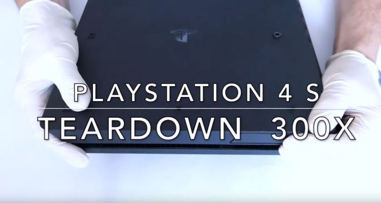 PS4 Slim Teardown