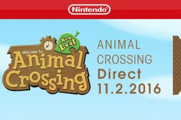 Nintendo Direct de Animal Crossing