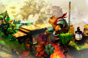 Bastion is coming to Xbox One