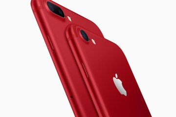 Apple presenta los iPhone 7 y iPhone 7 Plus (PRODUCT) RED Special Edition