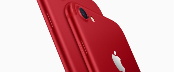 Apple presenta los iPhone 7 y iPhone 7 Plus (PRODUCT) RED Special Edition