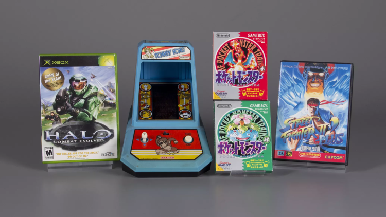 2017 World Video Game Hall of Fame