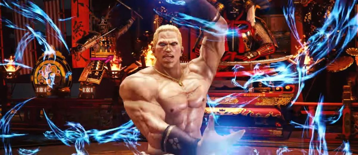Fatal Fury's Geese Howard will enter the ring in Tekken 7