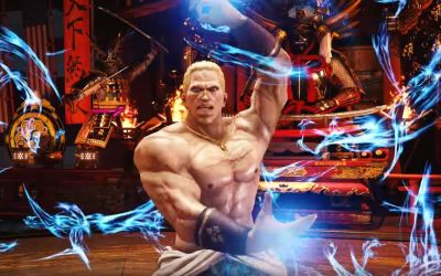 Fatal Fury's Geese Howard will enter the ring in Tekken 7