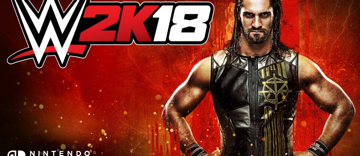 WWE 2K18 is coming to Switch