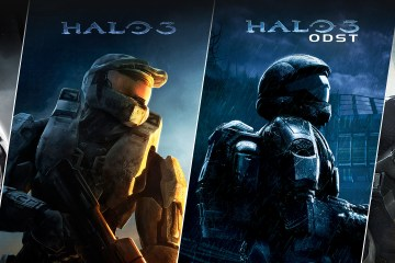 Microsoft adds four Halo games on Xbox One's backward compatibility library