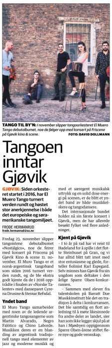 Oppland Arbeiderblad - Oct 22, 2018