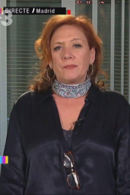 Cristina Fallarás TV3