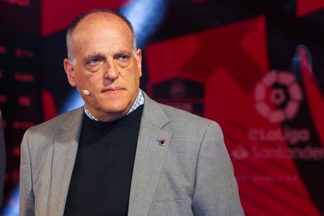 President Lliga Javier Tebas Europa Press