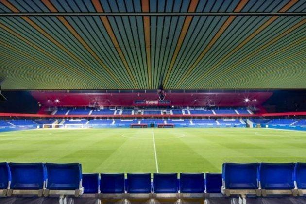 Estadi Johan Cruyff Barca FC Barcelona