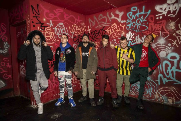 P.A.W.N GANG Trap català . Sergi Alcazar