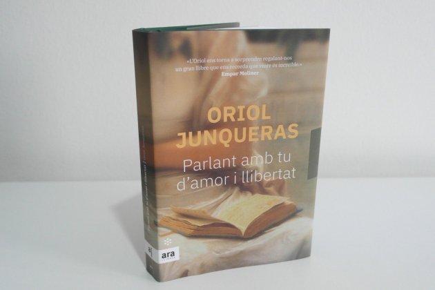 Llibre Oriol Junqueras