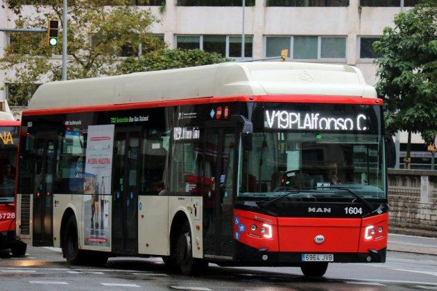 Autobus Barcelona ACN