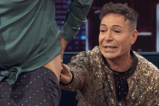 Andreu Buenafuente cul