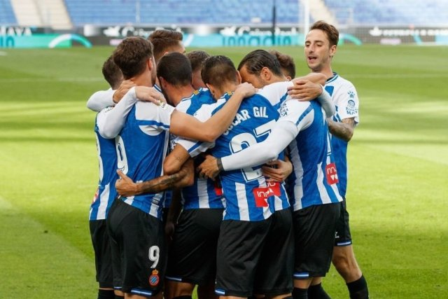 Espanyol gol Mirandés / Europa Press