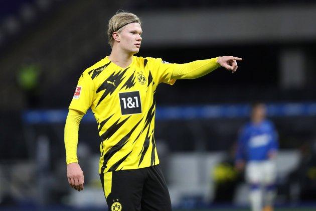 Erling Haaland Borussia Dortmund Europa Press