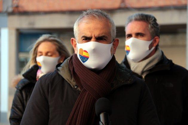 Carlos Carrizosa Ciutadans ACN