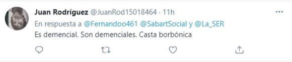tuit sobre Froilán y Victoria 2