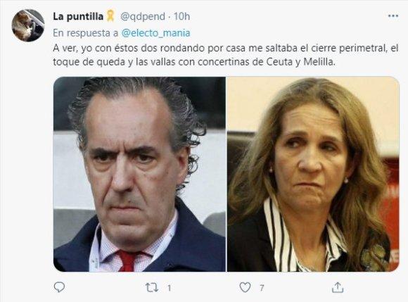 tuit sobre Froilán y Victoria 3