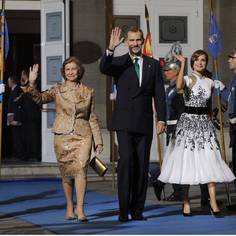 Premis Princesa Astúries 3 EFE
