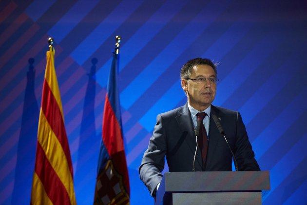 Bartomeu assemblea Barça palau blaugrana EFE