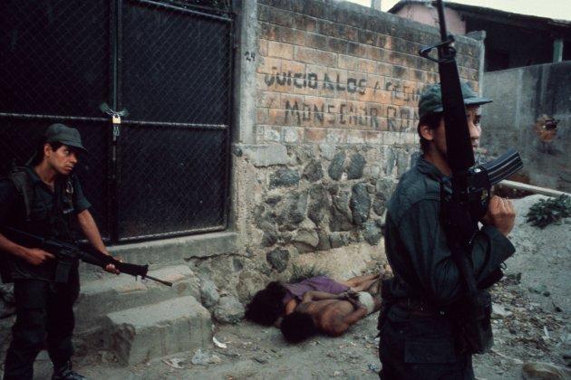el salvador 1982 susan meiselas Magnum Photos