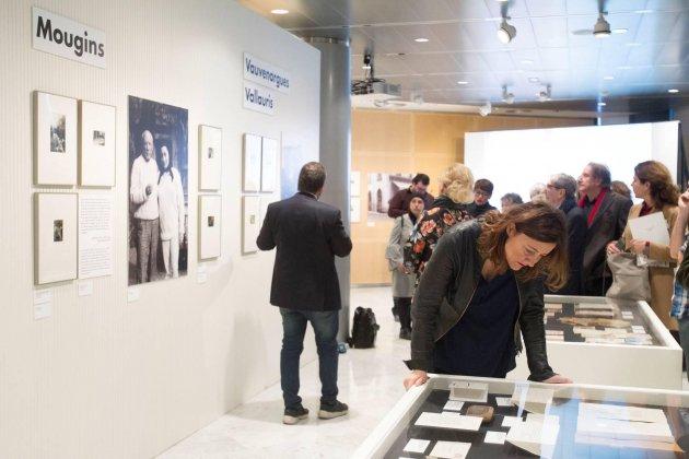 presentació exposició Picasso Palau