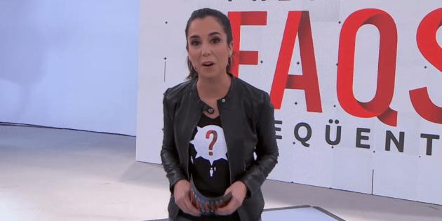 laura rosel primer faqs tv3