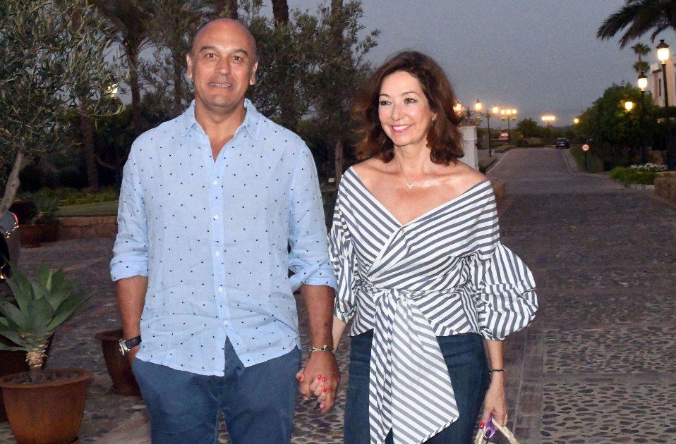 Ana Rosa Quintana marido GTRES