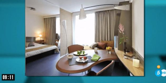 aparthotel puigdemont T5