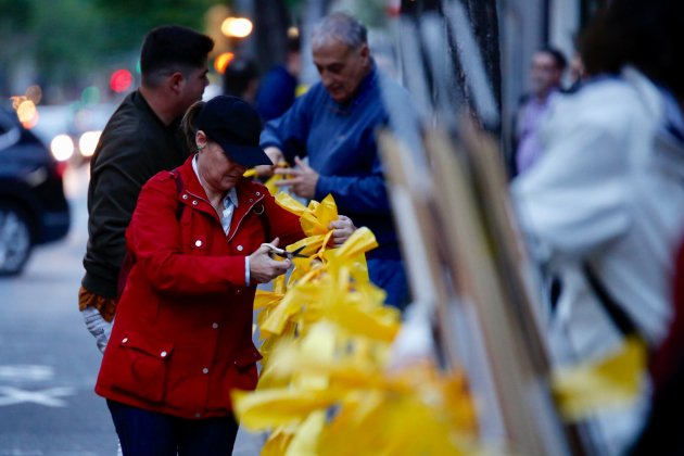 arrencada llaços grocs infant jesús 2 Sergi Alcàzar