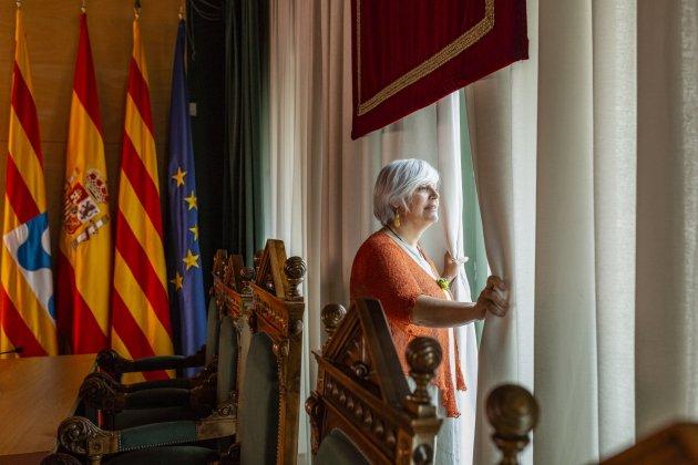 Dolors Sabaté alcaldessa de Badalona - Sergi Alcazar