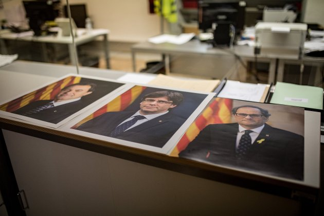fotografia artur mas carles puigdemont quim torra president generalitat catalunya seguiment - Carles Palacio