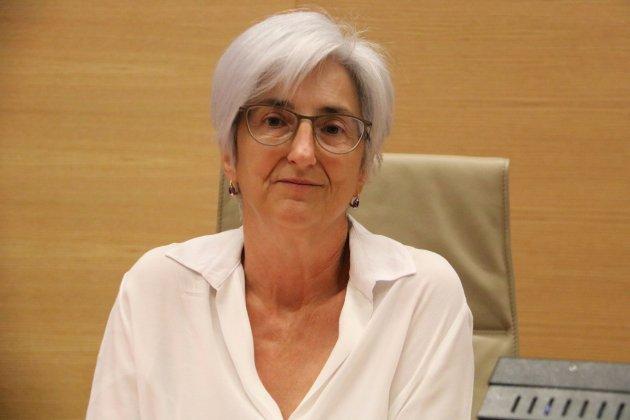 La Fiscal general de l'Estat Maria José Segarra - ACN