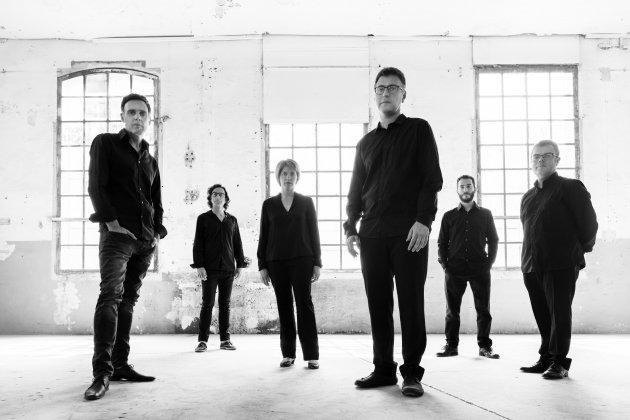 The Pinker Tones & Quartet Brossa (foto de JM de Llobet)