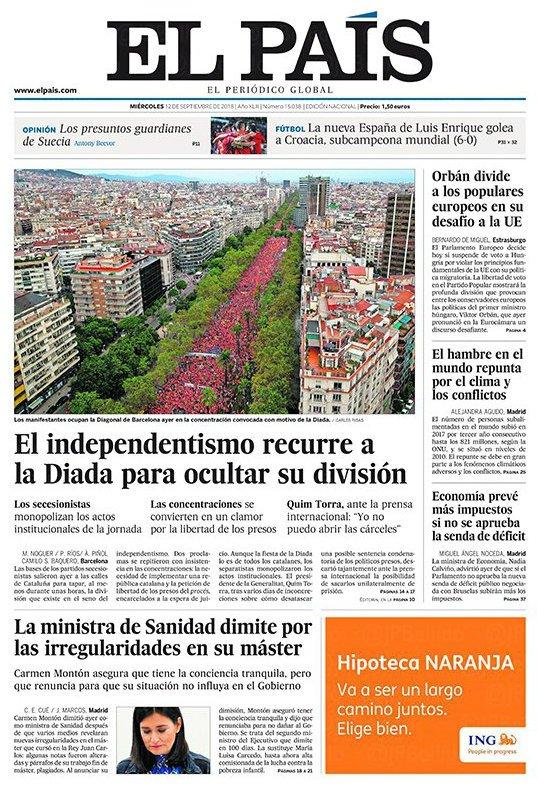 El País paper