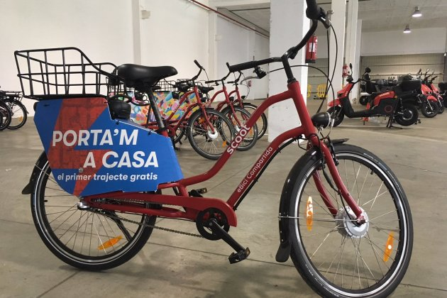 bicicleta elèctria Scoot / G.R