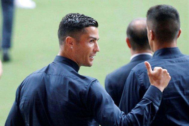 Cristiano Ronaldo Juventus EFE (2)
