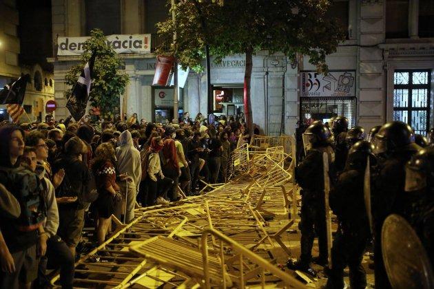 ELNACIONAL manifestació aniversari 1-O Girona Carles Palacio