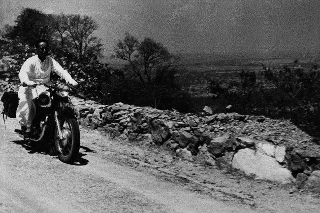 PANIKKAR descobrint l'India en moto 1957