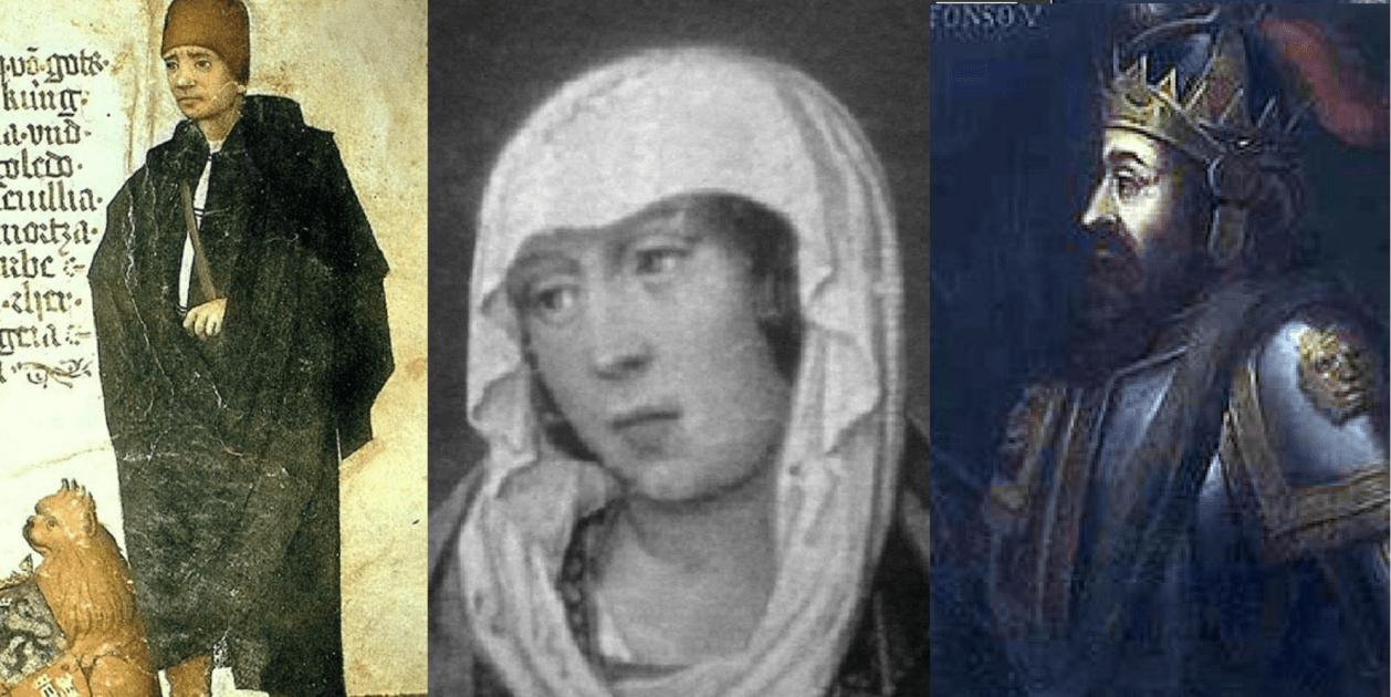 El partit portugués. Retrats coetanis de Enric IV, la princesa Joana i Alfons V de Portugal