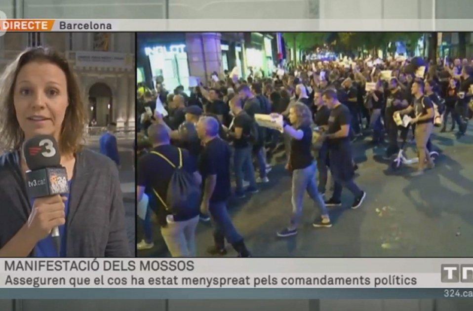 noticia tv3 mossos