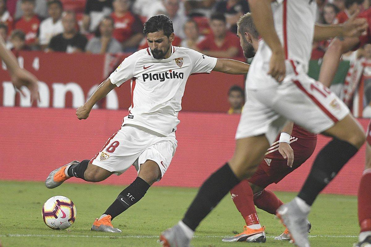 nolito sevilla @SevillaFC