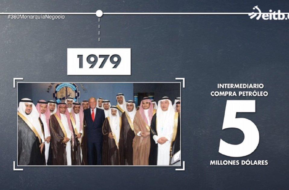joan carles saudí documental eitb